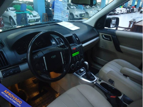 land rover freelander2 v6 se 3.2 4p automatico