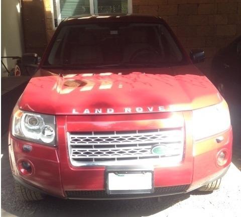 land rover lr2 luxury v6 at