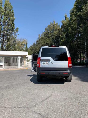 land rover lr3 se v8 piel 7 asientos qc at 2008
