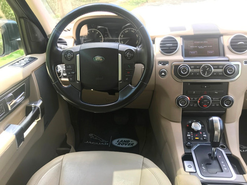 land rover lr4 2012 hse version de lujo