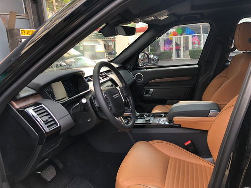 land rover new discovery 3.0 hse td6 2018 / 2018 blindado