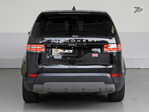 land rover new discovery td6 se