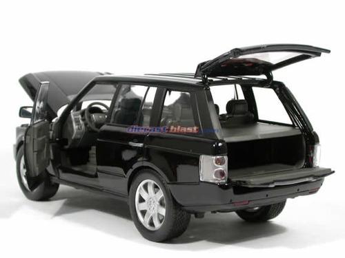 land rover range rover 2003  escala 1:18