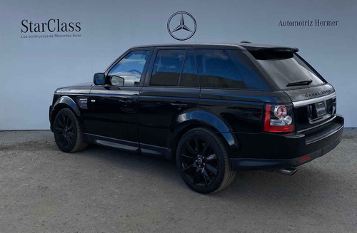 land rover range rover 2013 5p supercharged v8/5.0/t aut
