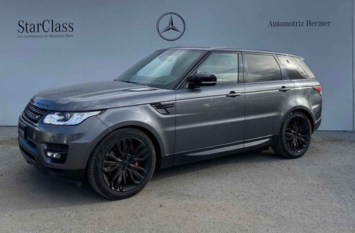 land rover range rover 2014 5p supercharged v8/5.0/t aut