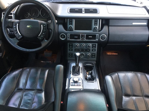 land rover range rover 3.6 vogue v8 2009