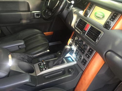 land rover range rover 4.4 sport hse | 2006