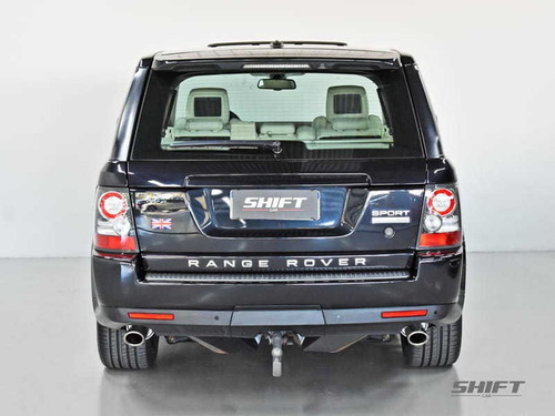 land rover range rover 5.0 supercharged sport autobiogr