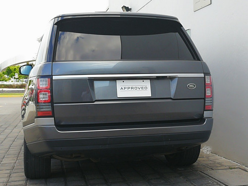 land rover range rover 5.0l vogue se v8 t at