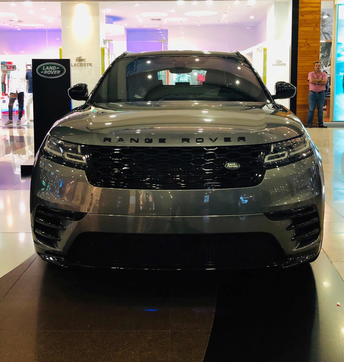 Land Rover Range Rover Velar 291 900 000 En Tucarro