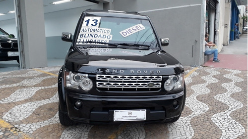 land rover range rover discovery 4 hse