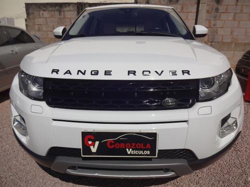 land rover range rover evoque 2.0 4wd prestige 2014