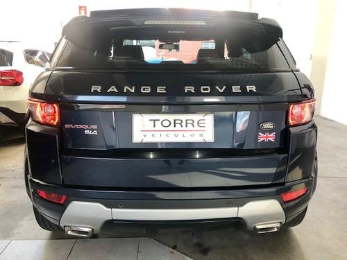 land rover range rover evoque 2.0 dynamic 4wd 16v gasol 4p