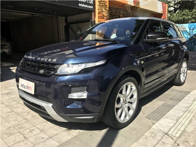 bfd4be556 Land Rover Range Rover Evoque 2.0 Dynamic 4wd 16v Gasolina 4 - R ...