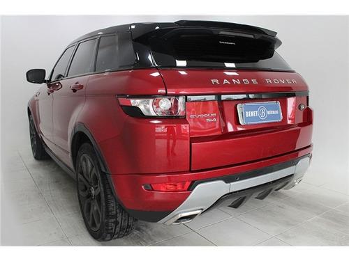land rover range rover evoque 2.0 dynamic 4wd 16v gasolina 4