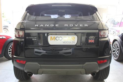 land rover range rover evoque 2.0 pure gasolina 4p aut