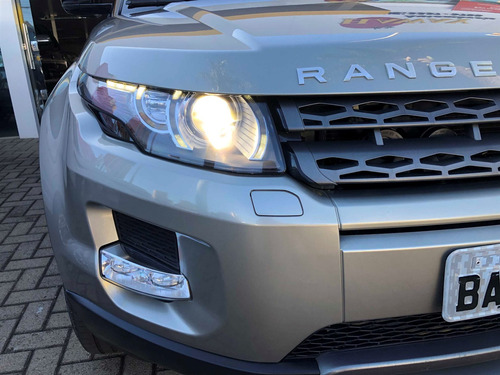 land rover range rover evoque 2.0 pure tech 4wd 16v