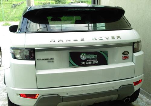 land rover  range rover evoque 2.0 si 4  pure tech