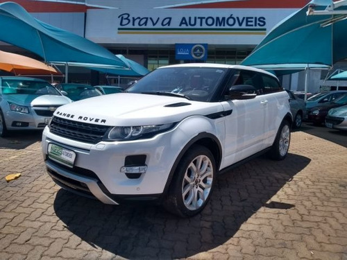 land rover range rover evoque coupé dynamic 2.0 240..jjk6647