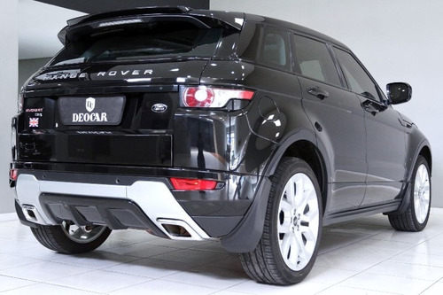 land rover range rover evoque dynamic 2.0-2012/2013