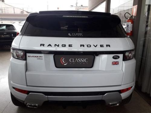 land rover range rover evoque dynamic 2.0 240cv, fip2023