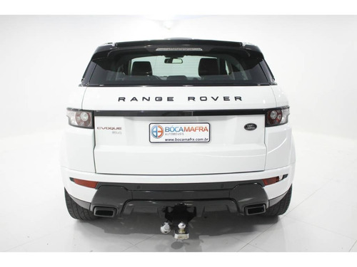 land rover range rover evoque dynamic 2.0