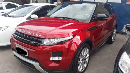land rover - range rover evoque dynamic 2.0 s14 turbo automá