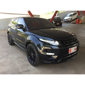 Land Rover Range Rover Evoque Dynamic Tech 2.0 4wd Automatic