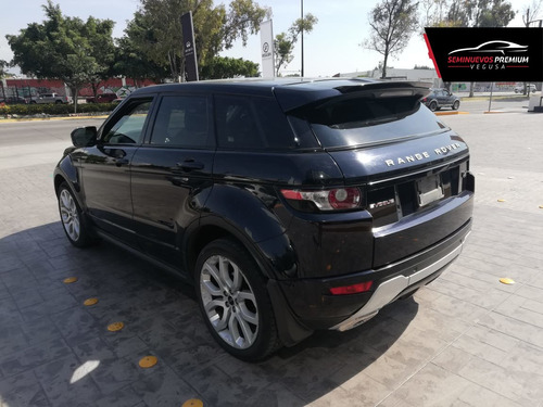 land rover range rover evoque dynamic turbo ta 2012