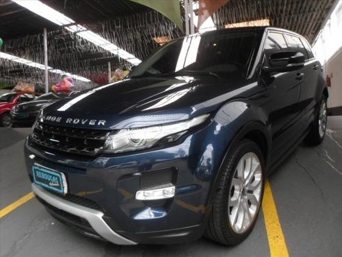 land rover range rover evoque land rover evoque dinamic 2.0