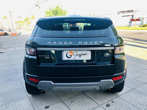land rover range rover evoque pure 2.0 p5d