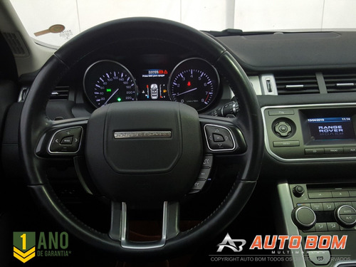 land rover range rover evoque pure 2.0 si4 impecável!