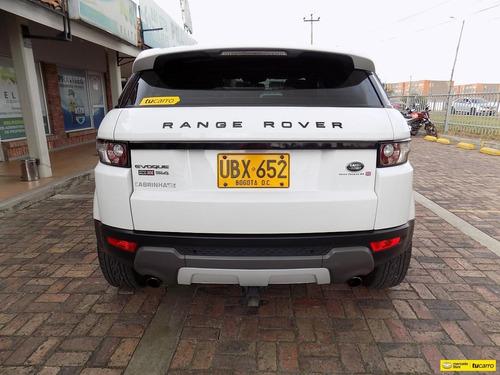 land rover range rover evoque  si 4 2.0cc at aa