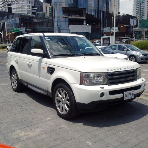 land rover range rover hse sport at