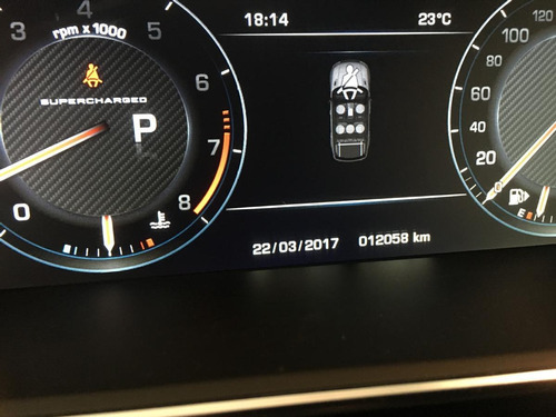 land rover range rover sport 2016 supercharged v8/5.0/t aut