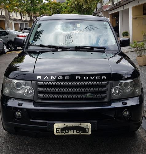 land rover range rover sport 2.7 tdv6 se 5p 2008