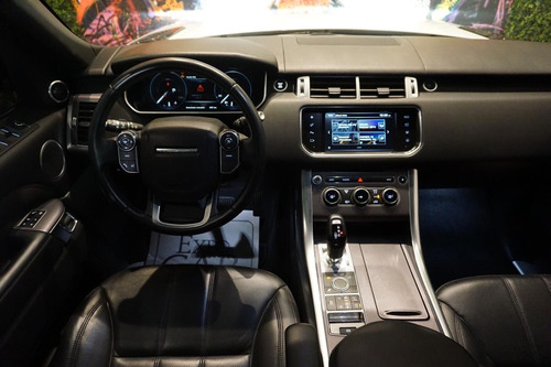 land rover range rover sport 3.0 hse at 340hp 2016