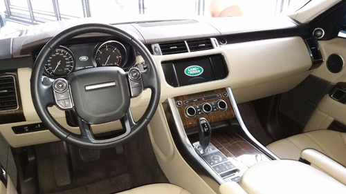 land rover range rover sport 3.0 v6 hse supercharged 5p