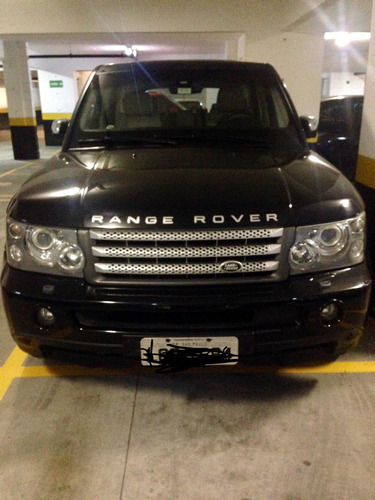 land rover range rover sport 4.2 v8 hse supercharged 5p 2006