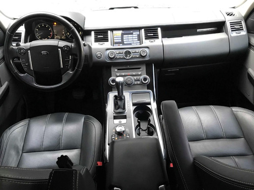 land rover range rover sport 5.0 hse supercharged v8 4x4