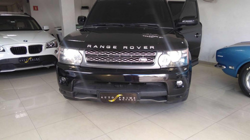 land rover range rover sport 5.0 v8 hse supercharged 5p 2010