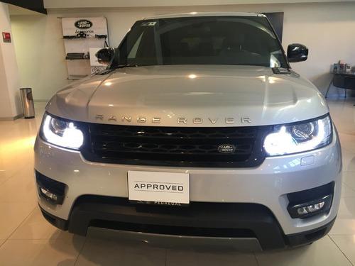 land rover range rover sport aut