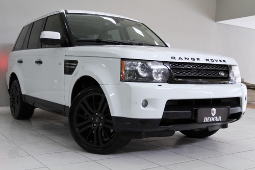 land rover range rover sport hse 4x4 3.0 turbo- 2011/2011