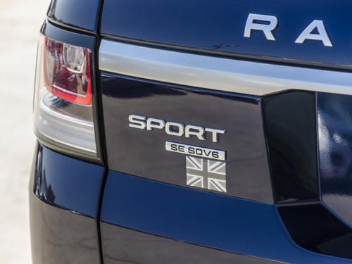 land rover range rover sport se sdv6 diesel