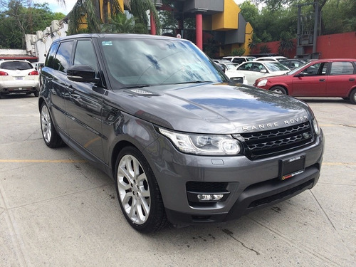 land rover range rover sport super charged dynamic 2016