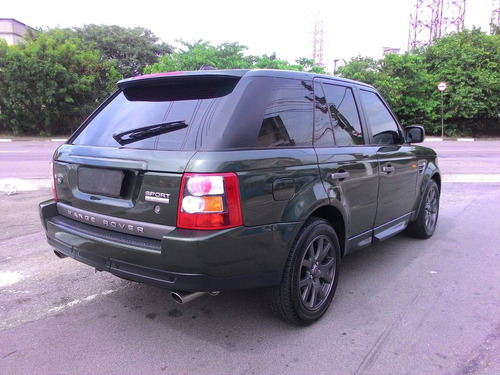 land rover range rover sport supercharged 4.2 2006