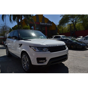 Land Rover Range Rover Sport Supercharged Dynamic V8 2015