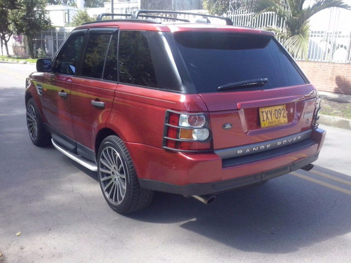 land rover range rover sport supercharger 2008 mt 4400