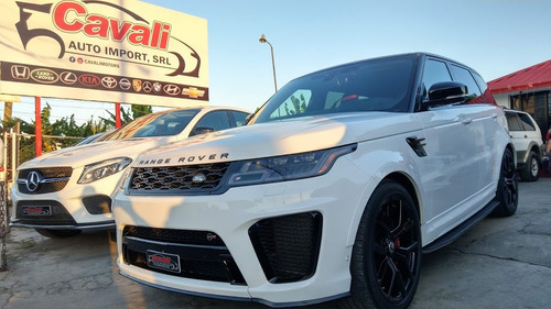 land rover range rover svr supercharged blanca 2019
