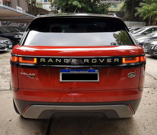 land rover - range rover velar 250hp